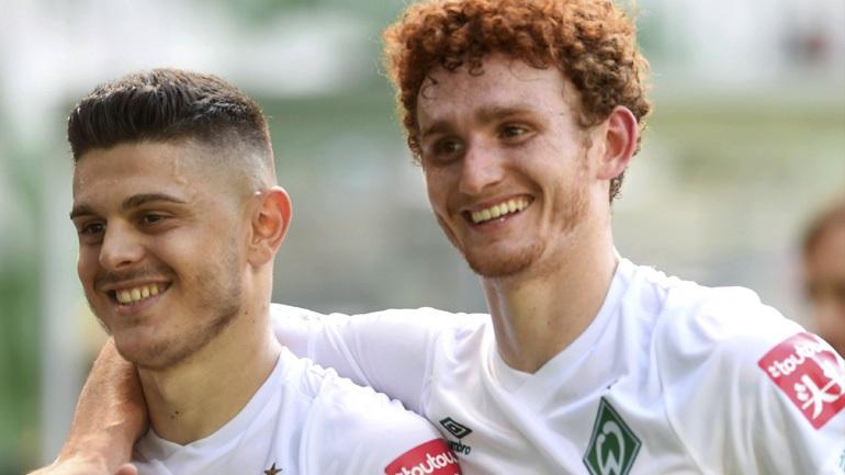 Γερμανία: Παρέμεινε στην Μπουντεσλίγκα η Βέρντερ Βρέμης, 2-2 με τη Χαϊντενχάιμ