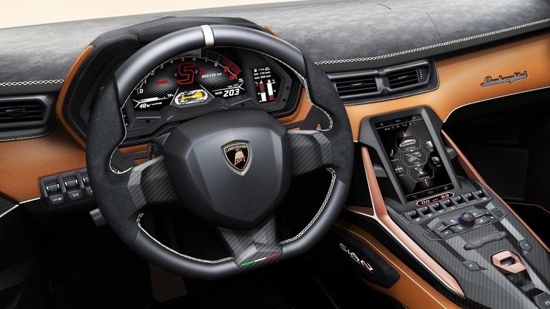 Κάτι πρωτοποριακό ετοιμάζει η Lamborghini
