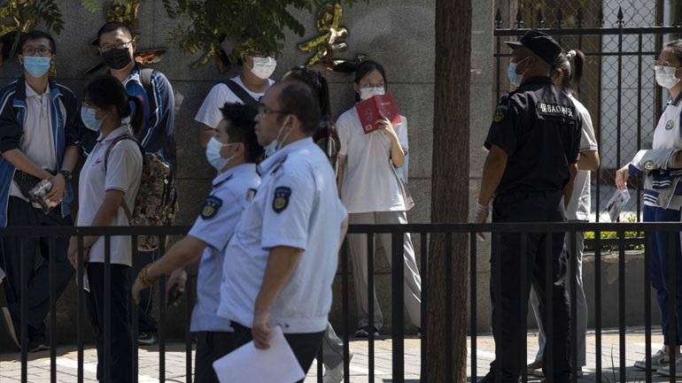 Κίνα: Τουλάχιστον 21 μαθητές νεκροί - Το λεωφορείο στο οποίο επέβαιναν έπεσε σε λίμνη
