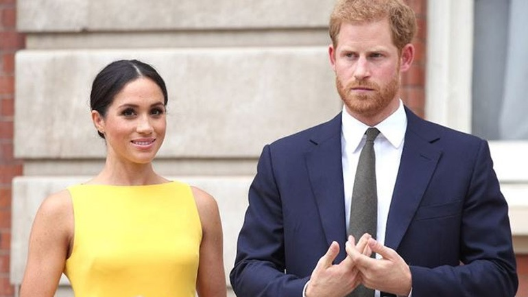 Meghan Markle-Πρίγκιπας Harry: Η διαδικτυακή εμφάνιση του ζευγαριού από το σπίτι τους στο Los Angeles