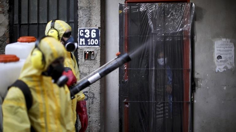 Covid-19: Περισσότεροι από 139.000 οι θάνατοι σε Λατινική Αμερική και Καραϊβική