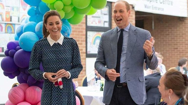 Kate Middleton: Με look «μαθήτριας» στην τελευταία της εμφάνιση στο πλευρό του William