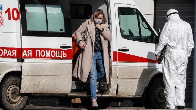 Ρωσία: Τουλάχιστον 700.000 κρούσματα κορωνοϊού