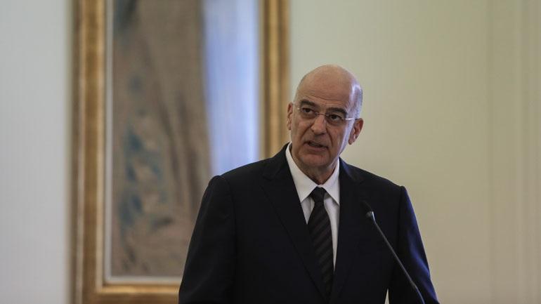 Ο Δένδιας θα συμμετάσχει σε τηλεδιάσκεψη του Συμβουλίου Ασφαλείας του ΟΗΕ με θέμα τη Λιβύη