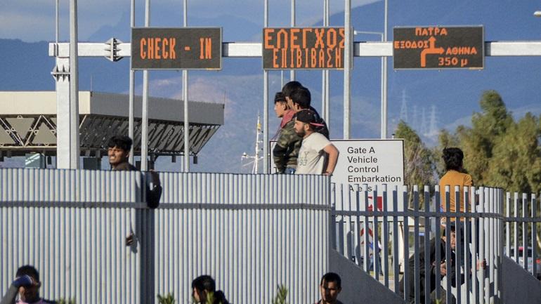 Έκρυβαν μετανάστες σε κρύπτη φορτηγού - ψυγείου στη Πάτρα - Επτά συλλήψεις