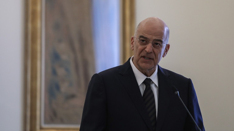 Δένδιας στη συνεδρίαση ΟΗΕ: Να τερματιστούν οι ξένες παρεμβάσεις στη Λιβύη