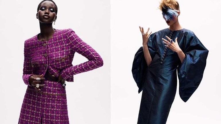 Punk Princess: Η νέα couture συλλογή της Chanel είναι εμπνευσμένη από τον Karl Lagerfeld