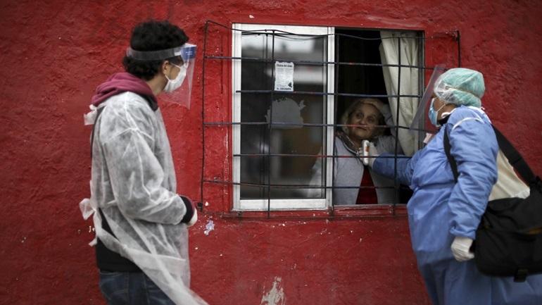 Covid-19: Θλιβερό ρεκόρ 3.604 κρουσμάτων στην Αργεντινή
