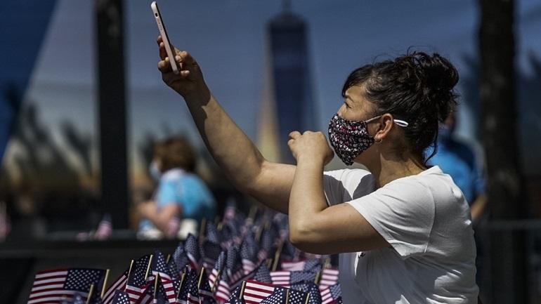 ΗΠΑ: Πάνω από 60.000 κρούσματα μόλυνσης από κορωνοϊό σε 24 ώρες