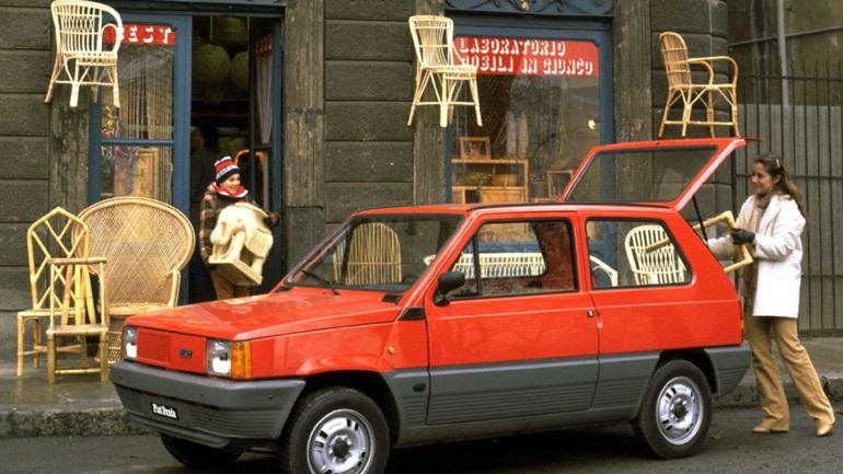To Fiat Panda γιορτάζει τα 40 του χρόνια