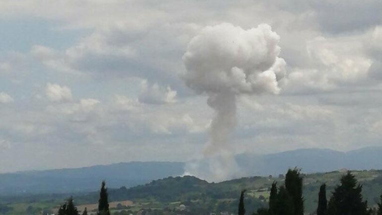 Toυρκία: Έκρηξη σε στρατιωτική εγκατάσταση στο Σαγγάριο