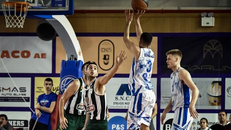 Με το ΑΦΜ του Διαγόρα και χωρίς χρέη ο Ιωνικός παραμένει στην Basket League