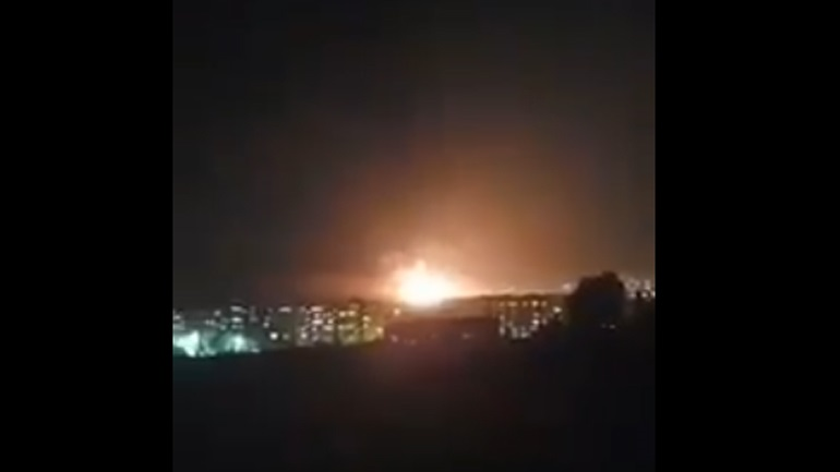 Ιράν: Έκρηξη σε στρατιωτικές εγκαταστάσεις στην Τεχεράνη