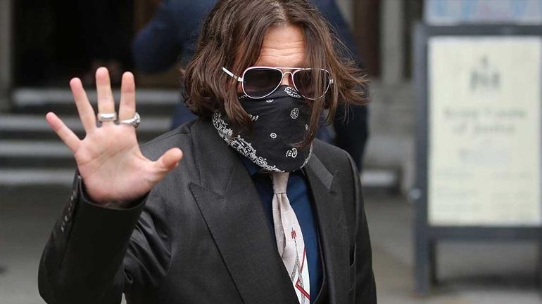Σοκάρουν οι αποκαλύψεις για τον Johnny Depp - Το μεσημεριανό του ήταν ουίσκι και κοκαΐνη