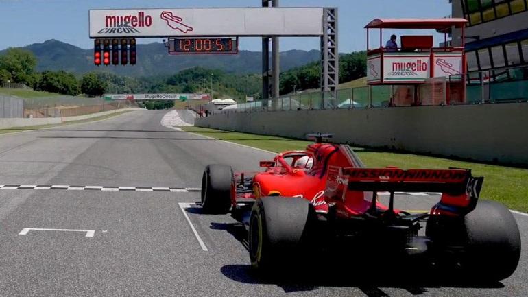 To Mugello μπήκε στην F1