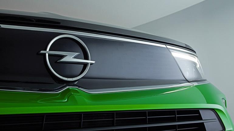 Η Opel και ο νέος κεραυνός