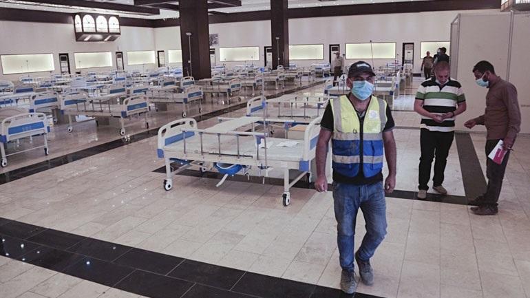 Ιράκ: Αύξηση 600% των κρουσμάτων κορωνοϊού τον Ιούνιο
