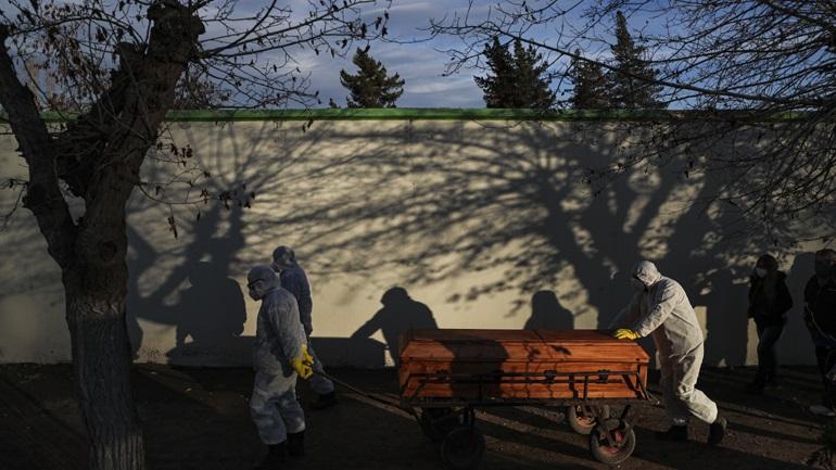 Χιλή-Covid-19: 99 νέοι θάνατοι και 3.058 νέα κρούσματα
