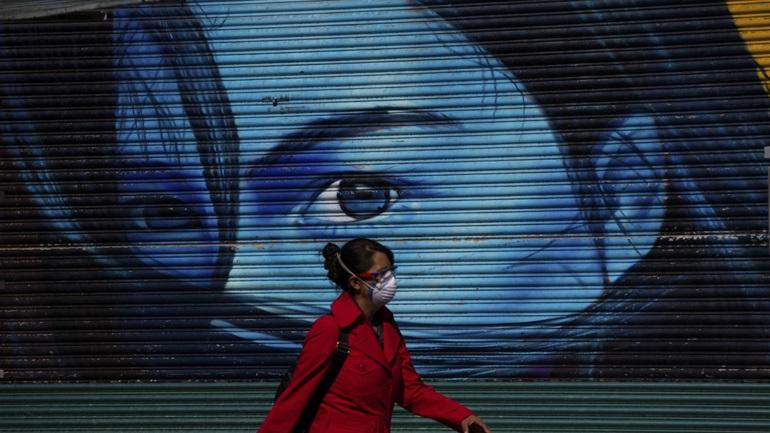 Μεξικό-Covid-19: 665 νέοι θάνατοι και 6.981 νέα κρούσματα