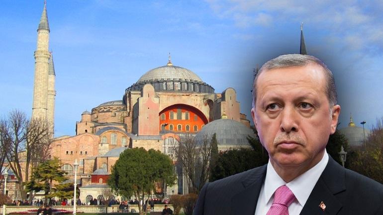 Ερντογάν: «Λάβαμε την απόφαση όχι σε σχέση με όσα λένε οι άλλοι, αλλά σε σχέση με τα δικαιώματά μας»