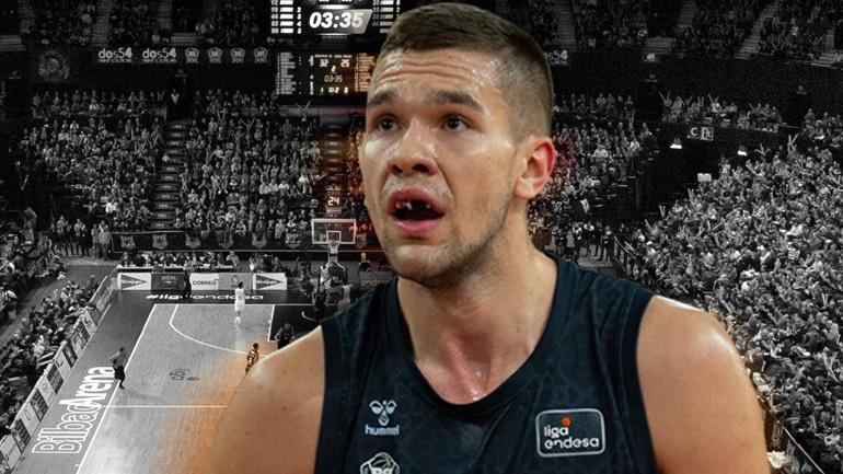 Μπάσκετ: Παρελθόν από την Μπιλμπάο ο Σουλεϊμάνοβιτς
