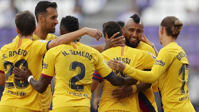 Ισπανία: Δύσκολη εκτός έδρας νίκη για την Μπαρτσελόνα, 1-0 τη Βαγιαδολίδ