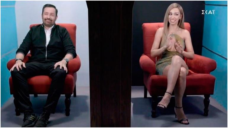 Η Ελένη Φουρέιρα αποκαλύπτει ποιο σημείο του σώματός της αρέσει στους άντρες