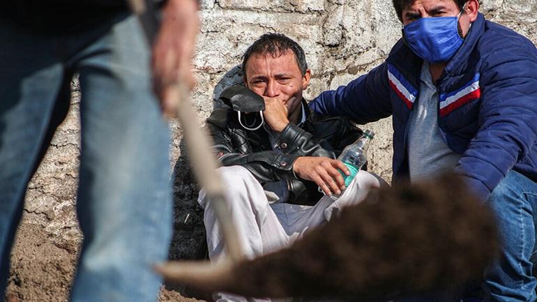Χιλή: Ξεπέρασαν τους 11.000 οι νεκροί - Πάνω από 312.000 τα κρούσματα