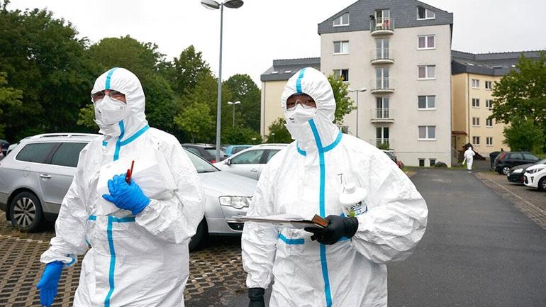 Γερμανία: Τρεις θάνατοι λόγω Covid-19 και 248 νέα κρούσματα