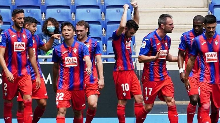 Ισπανία: Νίκη παραμονής για την Εϊμπάρ, 2-0 την Εσπανιόλ