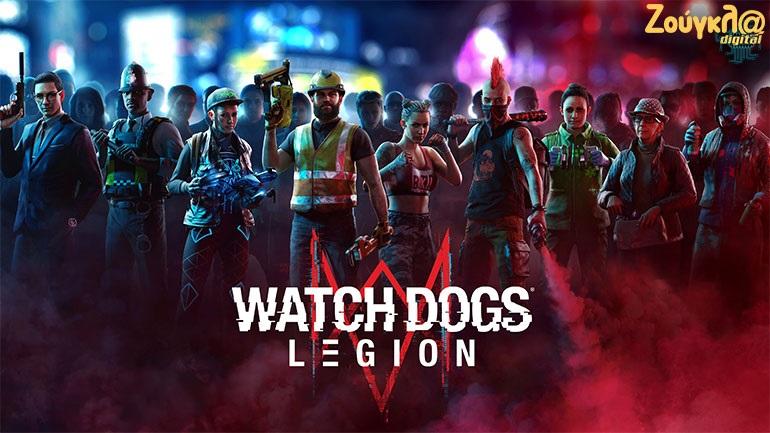 Watch Dogs Legion - Preview: Γίνε χάκερ στο post-Brexit Λονδίνο