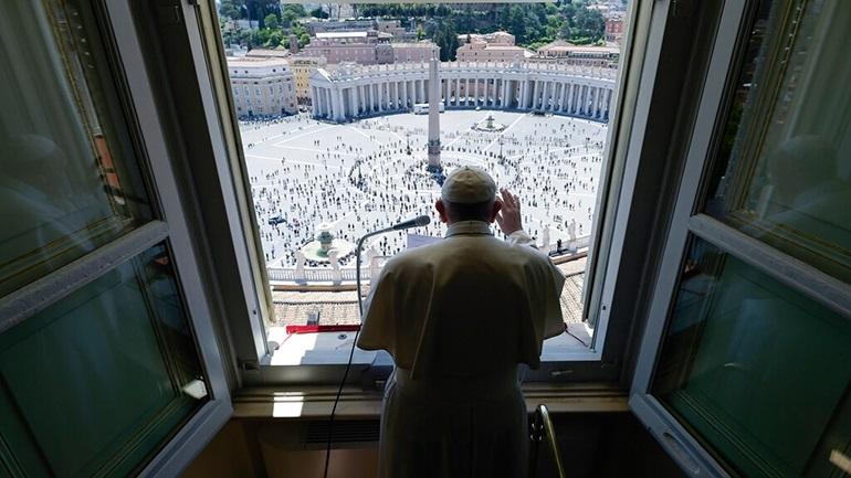 Ιταλικές εφημερίδες: Ο Φραγκίσκος έσπασε την σιωπή του για την Αγία Σοφία