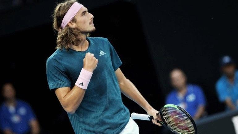Tένις: Στον τελικό του UTC ο Τσιτσιπάς