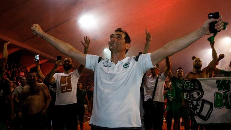 Ανδρεόπουλος: «Το πρωτάθλημα αξίζει σε πολλούς ανθρώπους»