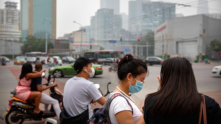 Κίνα: Οκτώ «εισαγόμενα» κρούσματα σε 24 ώρες