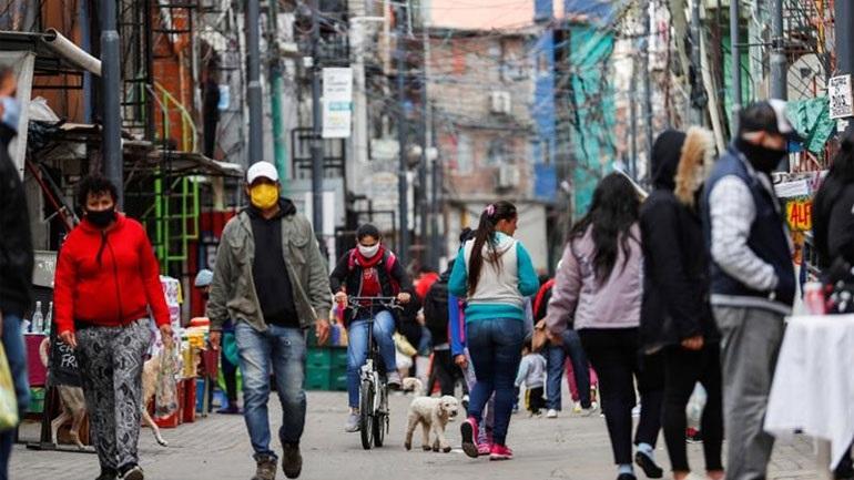 Αργεντινή: Ξεπεράστηκε το όριο των 100.000 κρουσμάτων κορωνοϊού