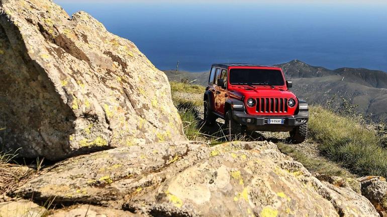 Η Jeep ετοιμάζει το ισχυρότερο Wrangler