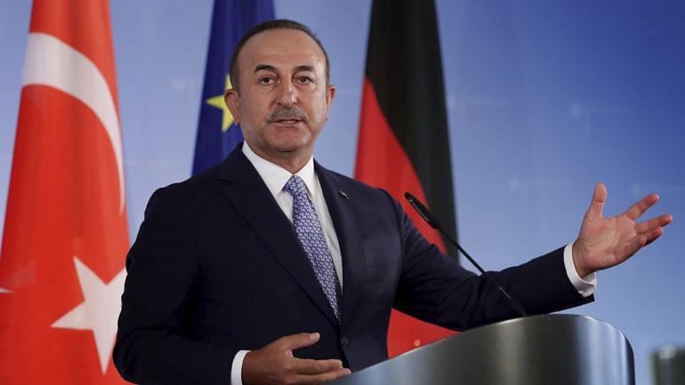 Τσαβούσογλου: Μια κατάπαυση του πυρός στη Λιβύη τώρα δεν θα ήταν προς όφελος της κυβέρνησης της εθνικής συμφωνίας