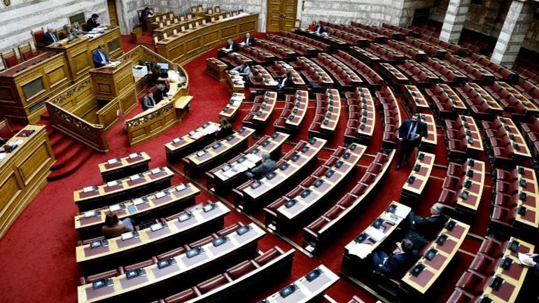 Βουλή: Ψηφίστηκε το νομοσχέδιο για την ενίσχυση των οπτικοακουστικών μέσων