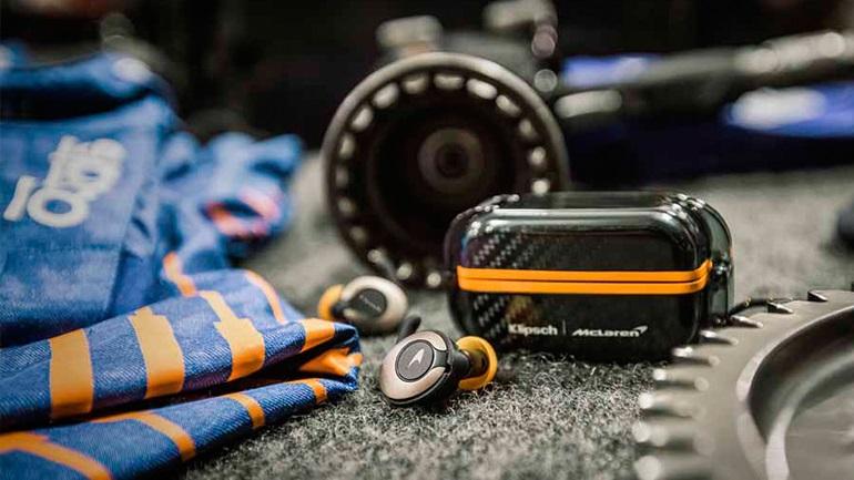 Ασύρματα ακουστικά της Klipsch εμπνευσμένα από τη... McLaren!