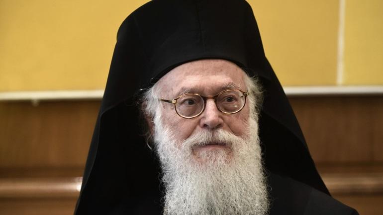 Αρχιεπίσκοπος Αλβανίας Αναστάσιος: «Πολιτιστική τζιχάντ η απόφαση για την Αγία Σοφία»