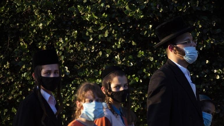 Ισραήλ-Covid-19: Τρεις νέοι θάνατοι και 1.962 νέα κρούσματα