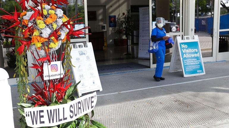 Λατινική Αμερική: Σχεδόν 146.000 νεκροί από τον κορωνοϊό