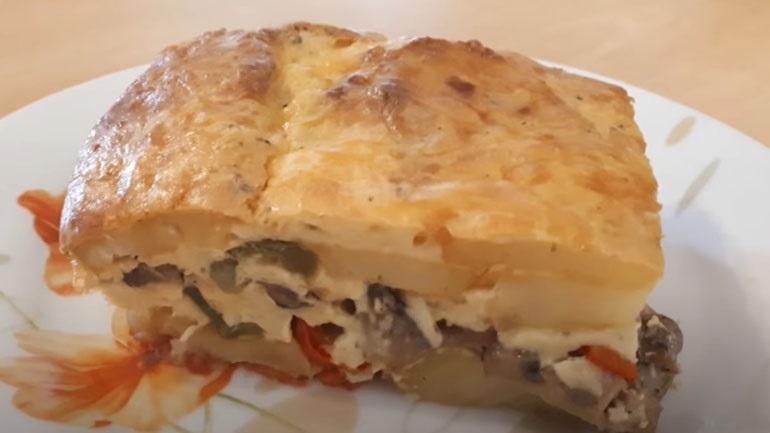 Σουφλέ πατάτας: Μια λαχταριστή συνταγή που πρέπει να δοκιμάσετε