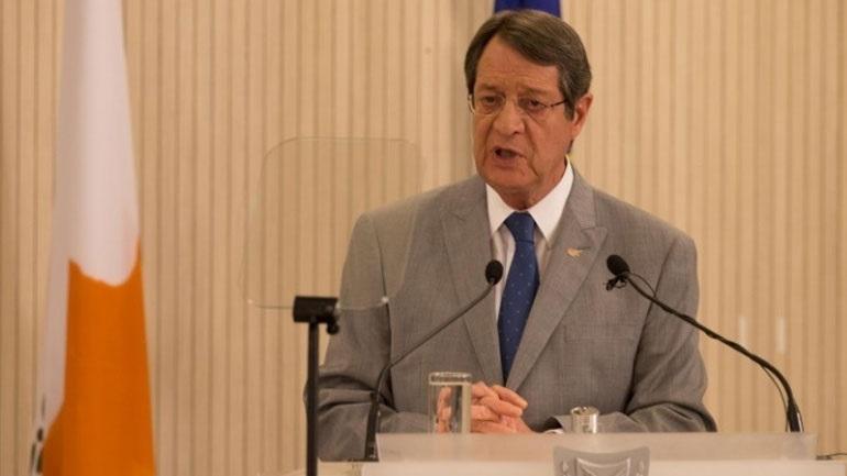Οι τουρκικές προκλήσεις στο επίκεντρο των επαφών Αναστασιάδη στην Αθήνα