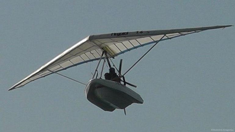 Η ιπτάμενη βάρκα