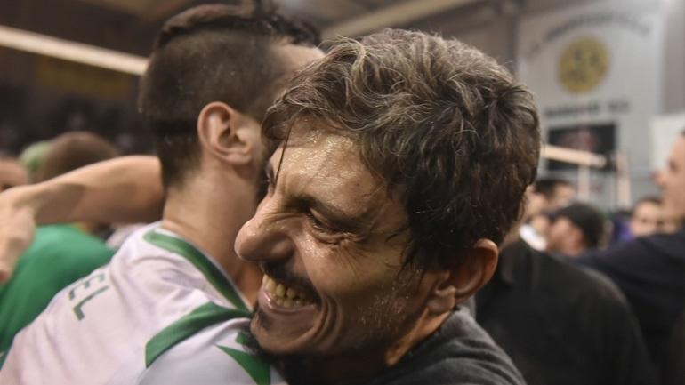 Παναθηναϊκός: Πριμ 50.000 ευρώ από τον Γιαννακόπουλο στην ομάδα βόλεϊ για το πρωτάθλημα!