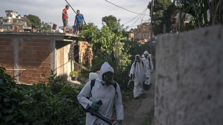 Covid-19: Περισσότεροι από 74.000 οι νεκροί στη Βραζιλία