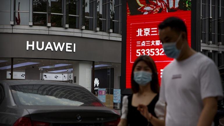 Κινέζος πρέσβης στο Λονδίνο: «Απογοητευτική και λανθασμένη» η απόφαση για τη Huawei