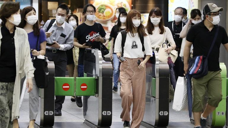 Ιαπωνία-Covid-19: Πολλαπλασιάζονται τα κρούσματα στο Τόκιο